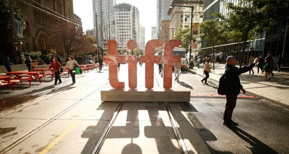pThe Toronto International Film Festival (TIFF), the biggest public film festival in the world, starts in Canada's largest city Thursday with a bevy of stars and a line-up of possible Oscar-winning...