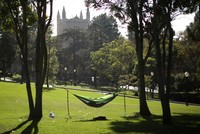 People to protest harsh 'hammock' fine in northern Italy