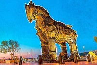 Children get to know ancient Troy with workshop