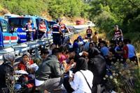 Turkey holds over 6,000 irregular migrants in past week