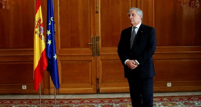 pEuropean Parliament Chief Antonio Tajani said that Europe should fear the spread of small nations. His warning comes as Spain struggles with the Catalonia crisis and voters in the economically...