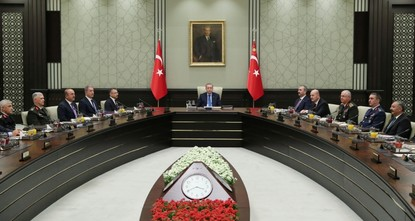 'Turkey to continue anti-terror ops abroad': NSC