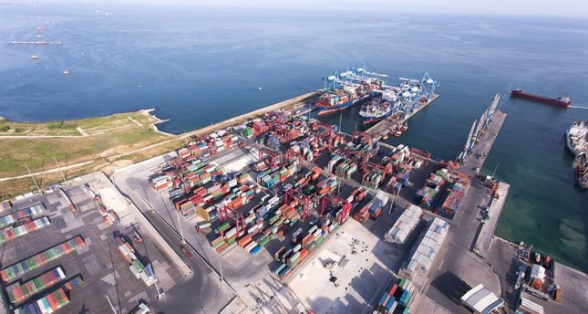 Istanbul shoulders over 42%25 of country's exports with nearly $30B in sales