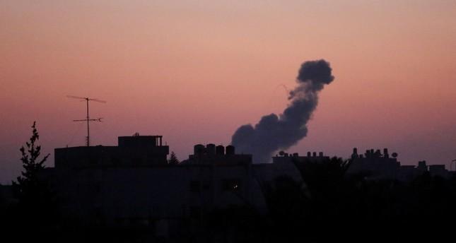 الجيش الإسرائيلي يغير على قطاع غزة للمرة الثالثة اليوم
