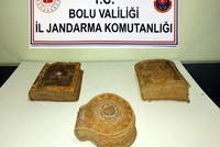 3 ancient Torahs seized from smugglers in Bolu