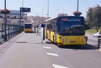 Int'l cities eye innovative local system that uses traffic to generate energy