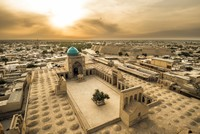 Bukhara: Spiritual crossroads of history and architecture