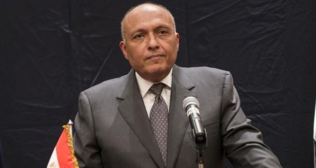 وزير الخارجية المصري يتوجه إلى إسرائيل في زيارة رسمية
