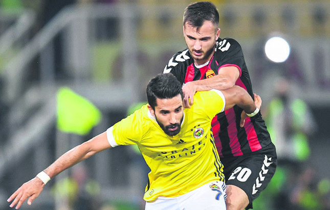 Shocked Fener seek consolation against Trabzonspor