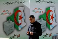 Record number of Algerians want to run in presidential elections amid Bouteflika's poor health