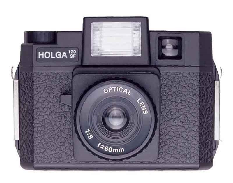 The Holga, a low-end plastic camera created in communist China during the 1960s, inspired Instagram's square filtered pics. (Sabah File Photo)
