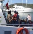 ضبط أكثر من 183 مهاجراً غير قانوني في بحر إيجة