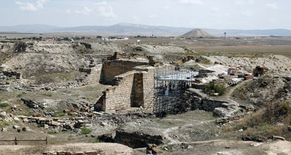 Ancient city Gordion sheds light on Anatolian history