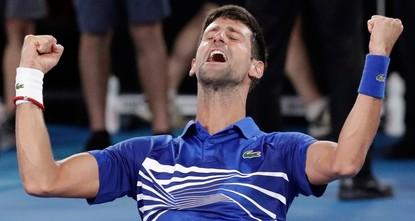 Джокович выиграл Открытый чемпионат Австралии