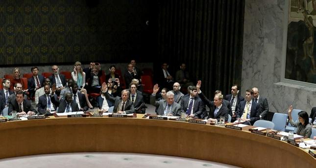 روسيا تحبط مشروع قرار غربي في مجلس الأمن بخصوص خان شيخون