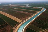 Water breathes new life into Harran Plain in southeast