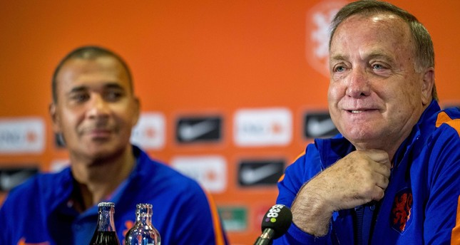 Advocaat starts 3rd stint in chargeof Netherlands