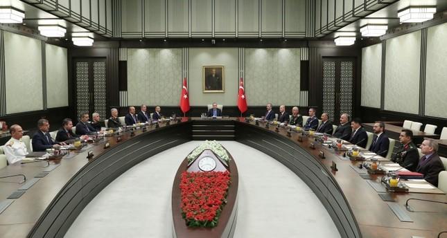 مجلس الأمن القومي التركي يؤكد ضرورة مواصلة عمليات مكافحة الإرهاب بالخارج وأهمية الالتزام بالاتفاق بخصوص إدلب