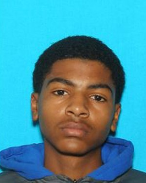 The 19-year-old suspect, James Eric Davis Jr. (AP Photo)