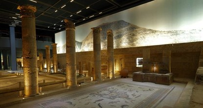 Zeugma Mosaic Museum attracts record number of visitors