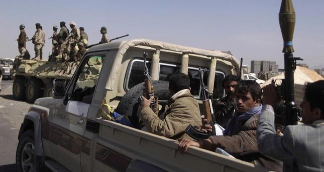 مسلحون من جماعة الحوثي في صنعاء (أرشيفية)