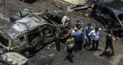 pAn Egyptian court on Saturday sentenced 30 people to death in connection with the 2015 assassination of the country's prosecutor-general, according to a local judicial...