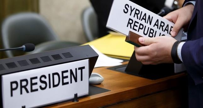 واشنطن تعتبر ترؤس النظام السوري مؤتمر أممي لنزع السلاح مهزلة