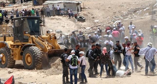 تركيا تدين بشدة هدم إسرائيل منازل فلسطينيين بالقدس