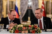 Turkish-Russian détente in context of Middle Eastern realities