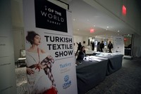 Turkish textile fair debuts to in US to promote goods overseas