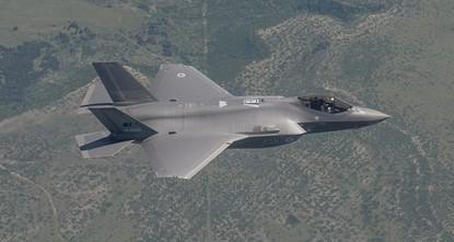 Сенат намерен заблокировать поставку F-35 Турции