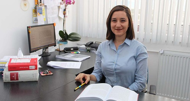 Ceren Damar, a 27-year-old research assistant at Çankaya University's law department in Turkey, was violently killed in cold blood by a student in her own office.