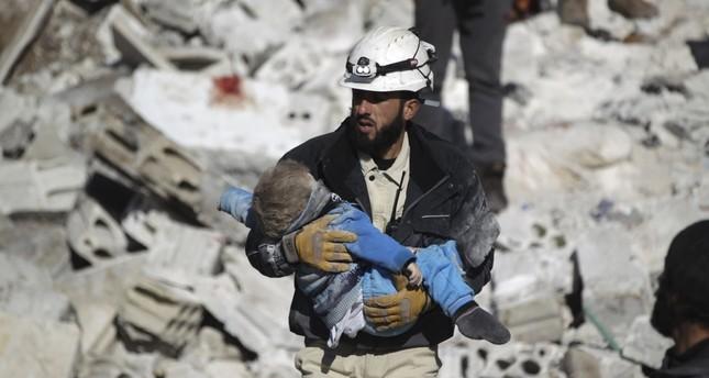 جاويش أوغلو: نظام الأسد يقتل 500 إنسان يوميًا والعالم يلتزم الصمت