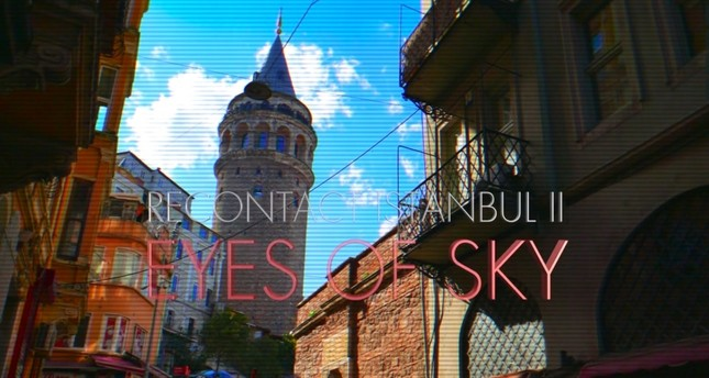 """Recontact Istanbul: Eyes of Sky"""