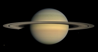 pAfter a 20-year voyage, NASA's Cassini spacecraft is poised to dive into Saturn this week to become forever one with the exquisite planet./p  pThere's no turning back: Friday it careens through...