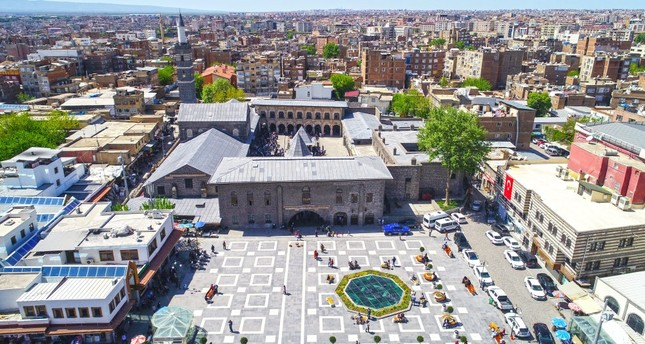 Diyarbakır's historical district of Sur is being transformed through major public investments in infrastructure and housing.