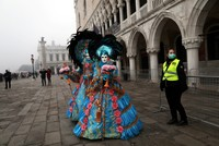 Italy cancels Venice Carnival in effort to halt spread of coronavirus