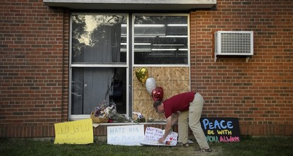 pThe White House has made no official statement condemning the bombing of a Minnesota mosque because the incident may have been a hate crime faked by the left, national security adviser to...
