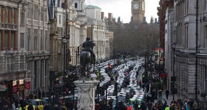 pThe chief executive of Uber apologised Monday for mistakes made by the US ride-sharing app after London authorities refused to renew its licence, but still vowed to appeal the...