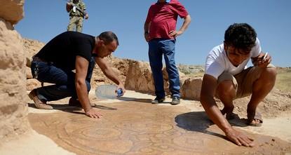 pArchäologen gaben am Mittwoch bekannt, dass sie in der südlichen Stadt Kilis in der Türkei, eine 1.600 Jahre alte byzantinische Kapelle entdeckt haben./p  pDas Team fand während der Ausgrabungen...
