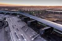 أعمال البناء في مطار إسطنبول الثالث