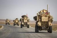 قوات أمريكية تغادر شمال سوريا (الفرنسية)