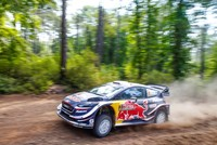 World Rally Championship Turkey kicks off