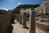 مدينة باريون Parion الساحلية القديمة، في ولاية جناق قلعة الأناضول