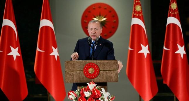 أردوغان: في النظام الرئاسي سيصبح البرلمان هو المرجع الوحيد لإصدار القوانين