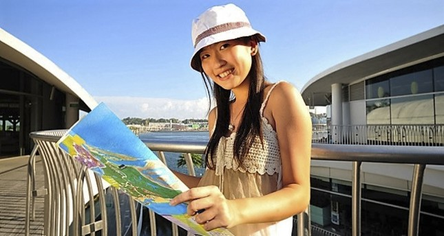 Record number of Chinese tourists expected to visit Turkey next year