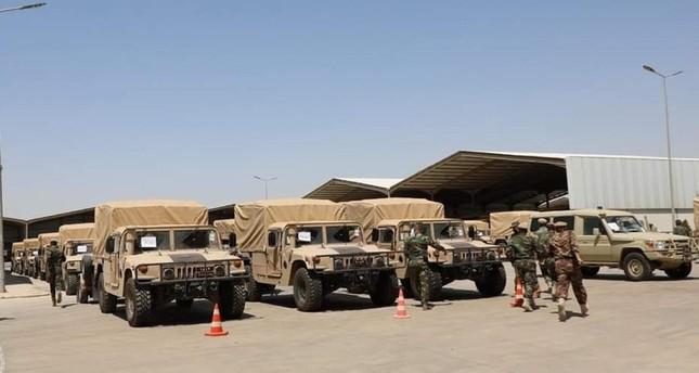 من قواعد التحالف الدولي في العراق الأناضول