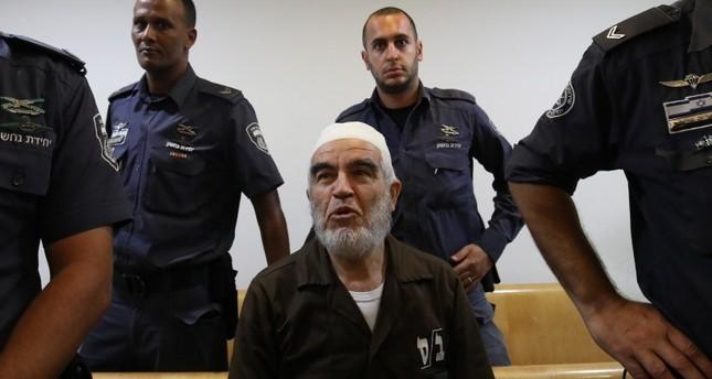 محكمة إسرائيلية تقرر الإفراج المشروط بإقامة جبرية عن الشيخ رائد صلاح