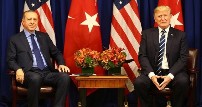Эрдоган и Трамп проведут телефонный разговор