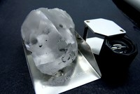 A diamond thought to be the fifth largest of gem quality ever found has been discovered in Lesotho, miner Gem Diamonds said Monday, and could be worth as much as $40 million.  The company...